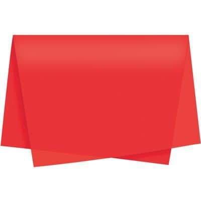 Papel de Seda vermelho